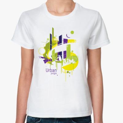 Классическая футболка urban