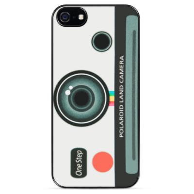 Чехол для iPhone Фотоаппарат POLAROID