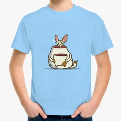 Детская футболка Некот — Пятничный Котик №49