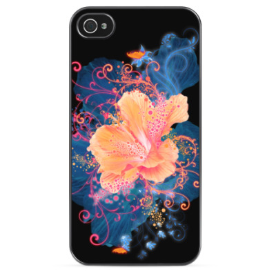 Чехол для iPhone Восхитительная лилия