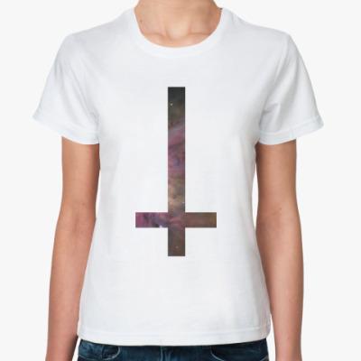 Классическая футболка Крест святого Петра