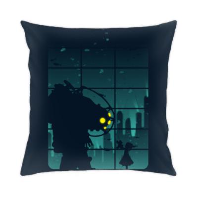 Подушка BioShock Big Daddy