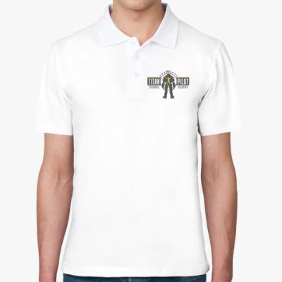 Рубашка поло Battlefield Titan Pilot