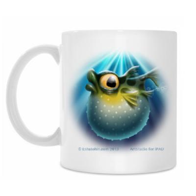 Кружка Рыбка Ёж