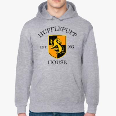 Толстовка худи Hufflepuff