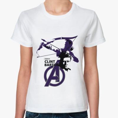 Классическая футболка Hawkeye