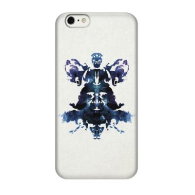 Чехол для iPhone 6/6s Rorschach Darth Vader