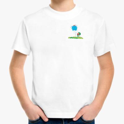 Детская футболка Веселая тучка!