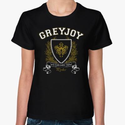 Женская футболка House Greyjoy