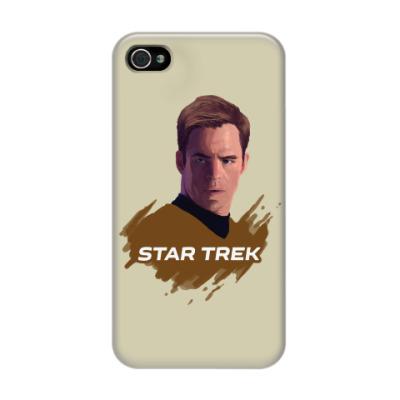 Чехол для iPhone 4/4s Star Trek