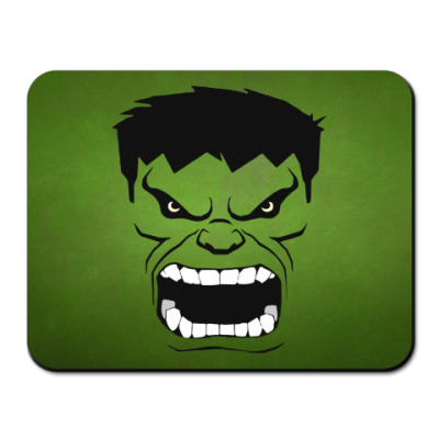 Коврик для мыши Hulk