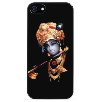 Чехол для iPhone Lord Krishna