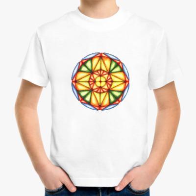 Детская футболка Калейдоскоп Сентябрь
