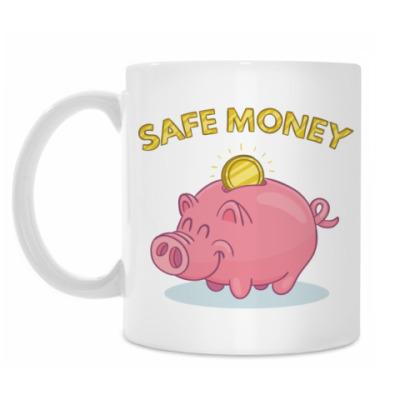 Кружка SAFE MONEY