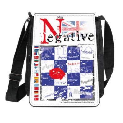 Сумка-планшет Морской флаг «November»