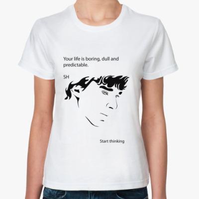 Классическая футболка SH