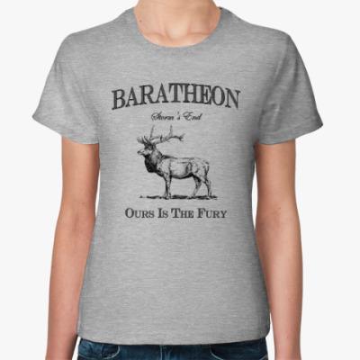 Женская футболка Baratheon