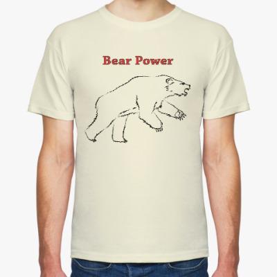 Футболка Медвежья сила