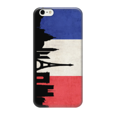 Чехол для iPhone 6/6s Париж