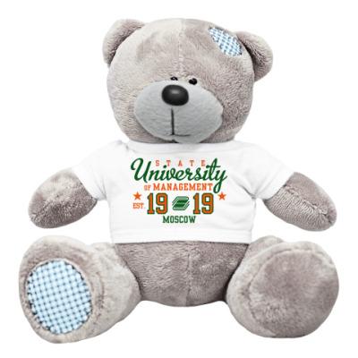 Плюшевый мишка Тедди Университет управления