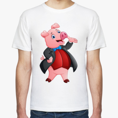 Футболка Mr. Piggy