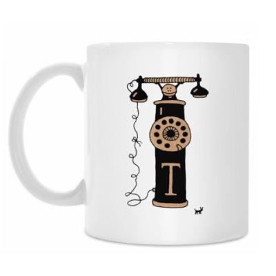 Кружка Телефон