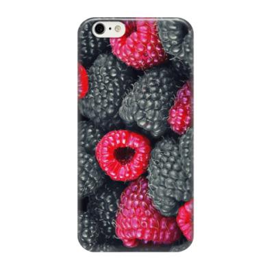Чехол для iPhone 6/6s малина