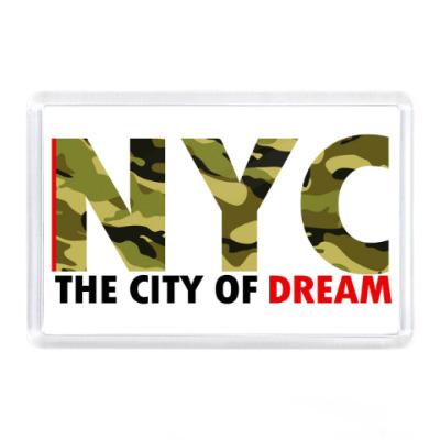 Магнит NYC, The city of Dream
