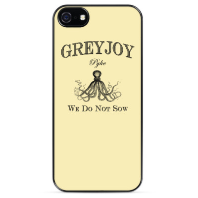 Чехол для iPhone Greyjoy