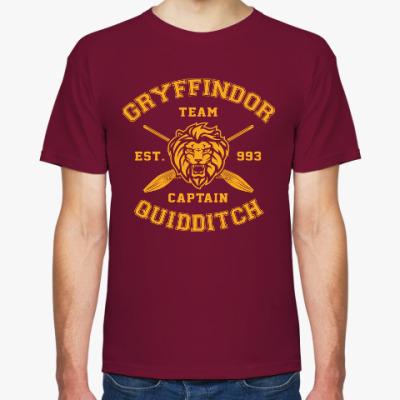 Футболка Gryffindor Quidditch Team
