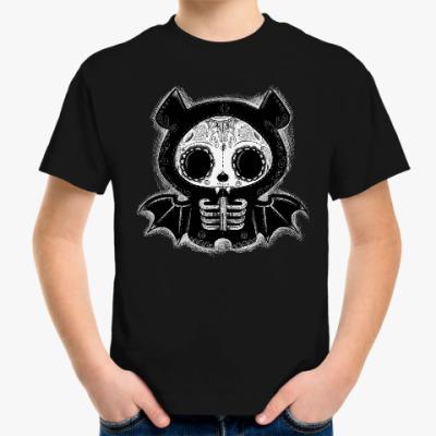 Детская футболка Летучая мышь Диего