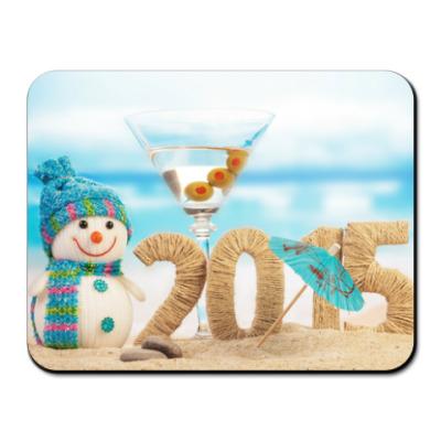 Коврик для мыши Идеальный новый год 2015