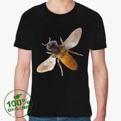 Футболка из органик-хлопка Пчела / Bee