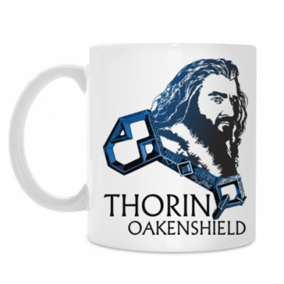 Кружка Thorin ( The Hobbit / Хоббит )