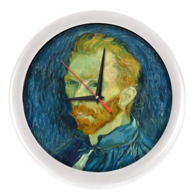 Настенные часы Ван Гог