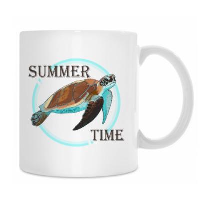 Лето Черепаха Summer time
