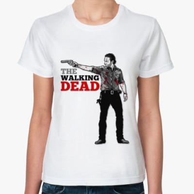 Классическая футболка The Walking Dead