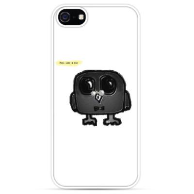 Чехол для iPhone Мистер Сова