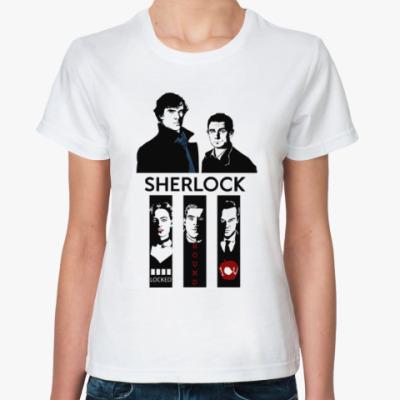 Классическая футболка SH II
