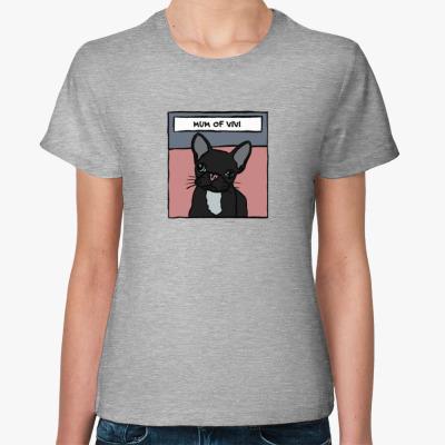 Женская футболка Mum of Vivi