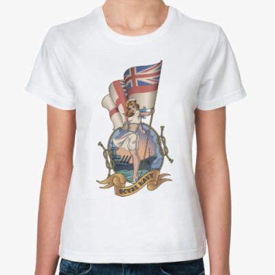 Классическая футболка Royal Navy
