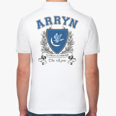 Рубашка поло House Arryn