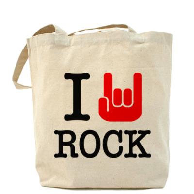 Сумка I Love Rock