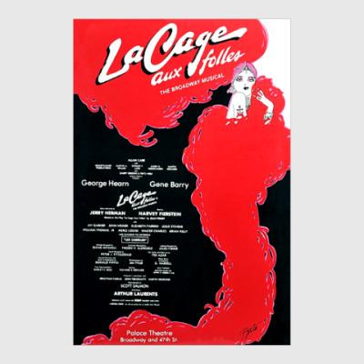 Постер La Cage aux Folles