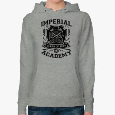 Женская толстовка худи Imperial Academy