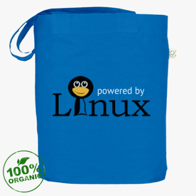 Сумка Powered by Linux