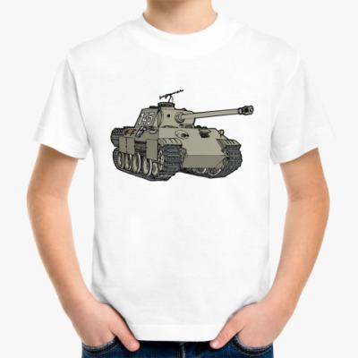Детская футболка Детская футболка Танк