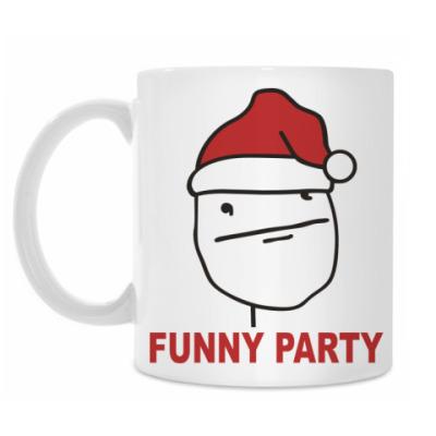 Кружка New Year Pokerface
