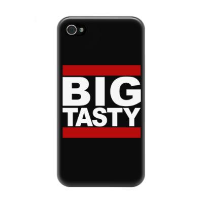 Чехол для iPhone 4/4s Big Tasty