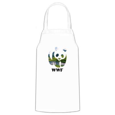 Фартук WWF. Панда. Природа